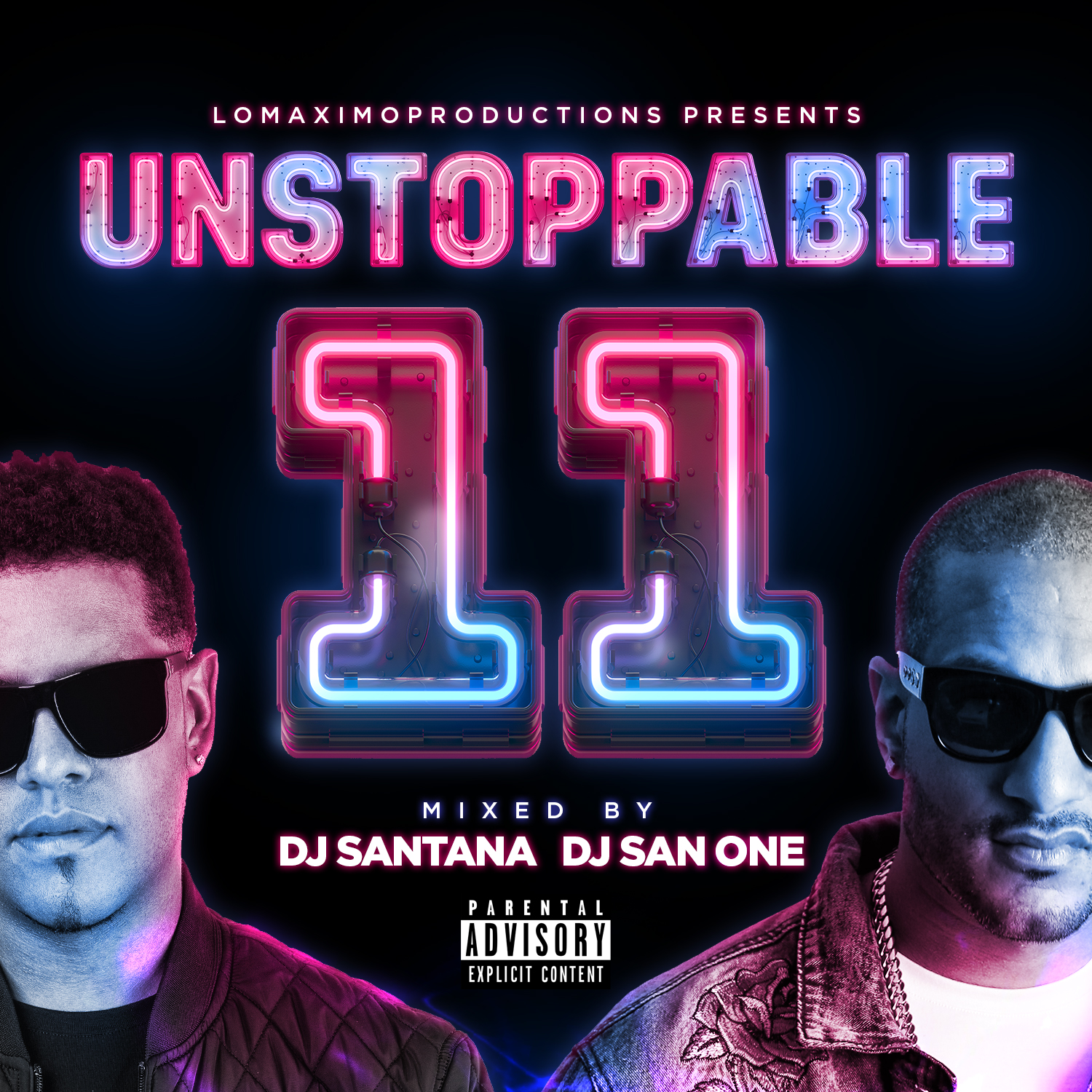 Unstoppable 11 (Front)